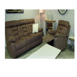 milford reclining sofa
