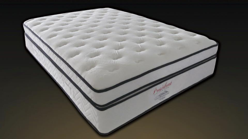 president double pocket mattress