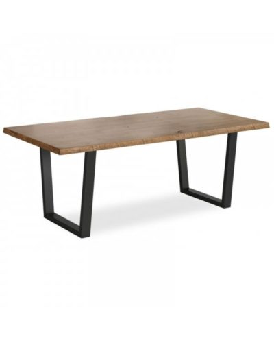 tea tree dining table