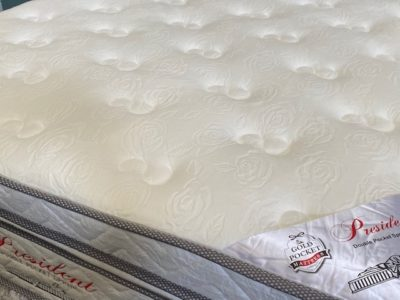 president pocket mattress